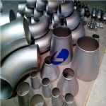 ASTM B 16.9 WPT2 Titanium Pipe Fittings