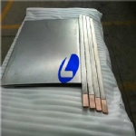 Titanium copper clad palet/sheet