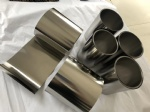 Titanium GR2 welded ERW Pipe Fittings