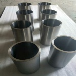 Forged ASTM B381 Gr7 Titanium tube